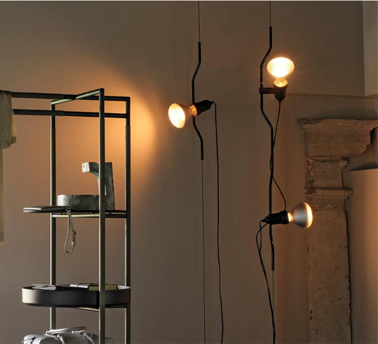 Parentesi dimmer achille castiglioni suspension pendant light  flos f5600030  design signed nedgis 97506 product