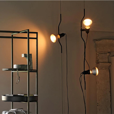 Parentesi dimmer achille castiglioni suspension pendant light  flos f5600030  design signed nedgis 97506 thumb