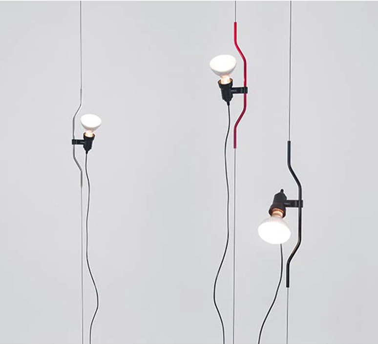 Parentesi dimmer achille castiglioni suspension pendant light  flos f5600030  design signed nedgis 97508 product