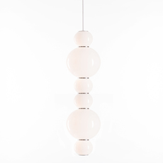 Pearls double a benjamin hopf suspension pendant light  formagenda pearlsdouble353a  design signed 41989 thumb