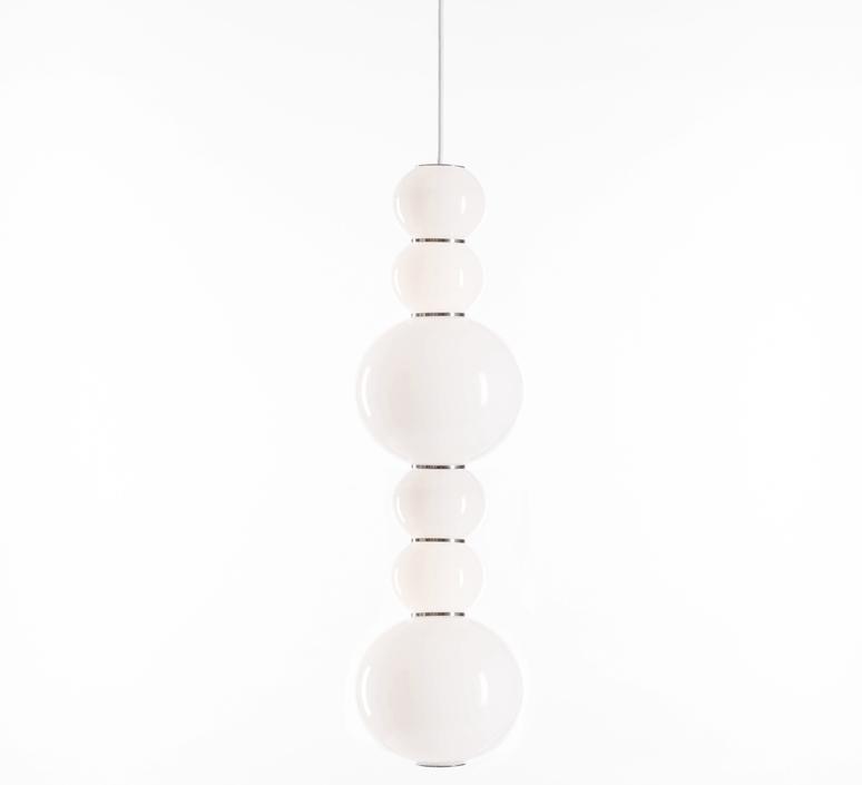 Pearls double d benjamin hopf suspension pendant light  formagenda pearlsdouble353d  design signed 41999 product