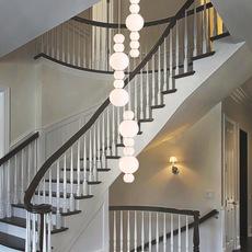 Pearls double d benjamin hopf suspension pendant light  formagenda pearlsdouble353d  design signed 42000 thumb