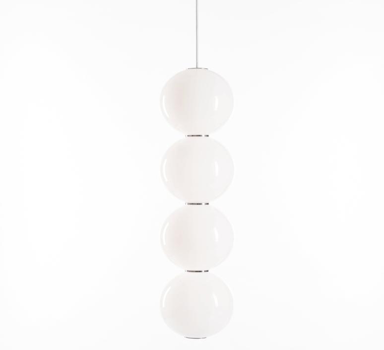 Pearls double e benjamin hopf suspension pendant light  formagenda pearlsdouble353e  design signed 42003 product