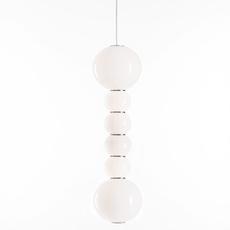 Pearls double f benjamin hopf suspension pendant light  formagenda pearlsdouble353f  design signed 42006 thumb