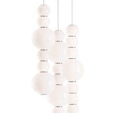 Pearls double h benjamin hopf suspension pendant light  formagenda pearlsdouble353h  design signed 42014 thumb