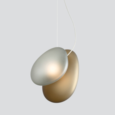 Pebble a citrine c slate  lukas peet suspension pendant light  andlight a ci c sl  design signed nedgis 88316 thumb