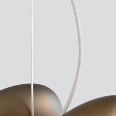 Pebble b citrine c citrine lukas peet suspension pendant light  andlight b ci c ci  design signed nedgis 88270 thumb