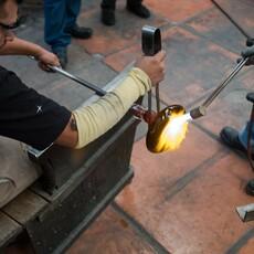 Pebble b citrine c citrine lukas peet suspension pendant light  andlight b ci c ci  design signed nedgis 88272 thumb