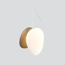 Pebble b perle c citrine  lukas peet suspension pendant light  andlight b pl c ci  design signed nedgis 88308 thumb