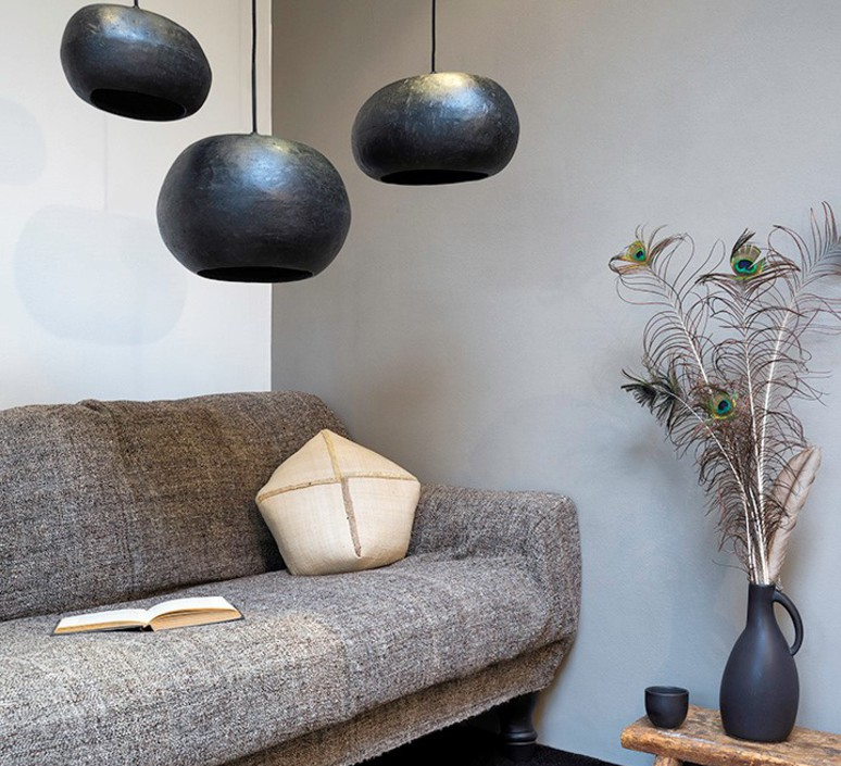 Pebble m ay lin heinen et nelson sepulveda suspension pendant light  ay illumiate 180 100 02 p  design signed 54252 product