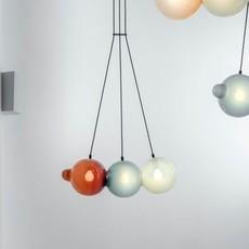 Pendulum 3 studio deform suspension pendant light  bomma pendulum3 1bleu 1rose 1gris  design signed nedgis 83028 thumb
