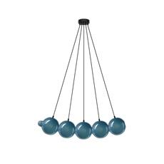 Pendulum 5 studio deform suspension pendant light  bomma pendulum5 5bleu  design signed nedgis 82959 thumb