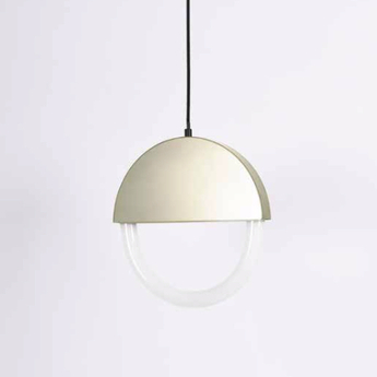 Suspension percent champagne l30cm h30cm eno studio normal