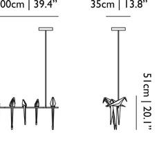 Perch light branch umut yamac suspension pendant light  moooi molplb   design signed 35334 thumb