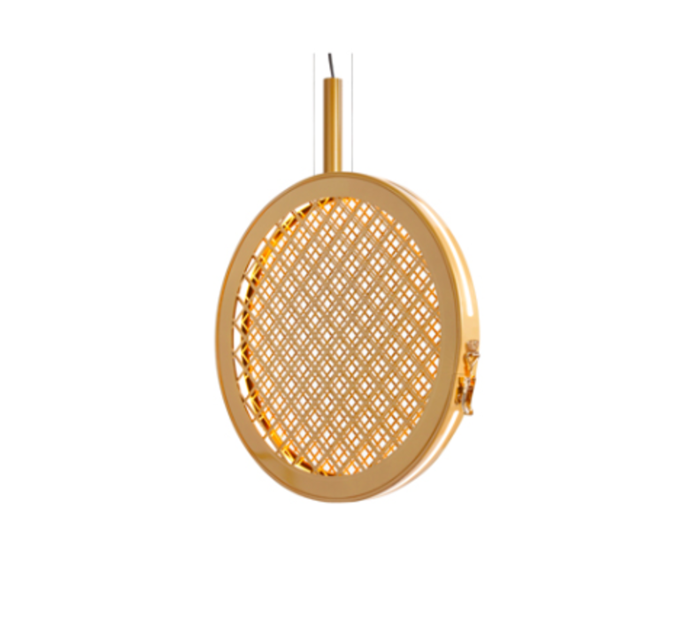 Periplo 2 luca de bona et dario de meo suspension pendant light  karman se156 ao int  design signed 53198 product