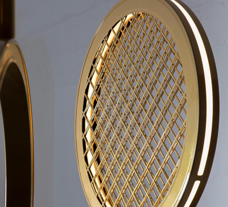 Periplo 2 luca de bona et dario de meo suspension pendant light  karman se156 ao int  design signed 53199 product