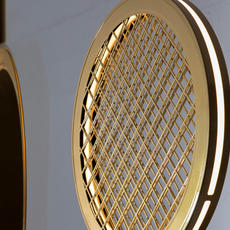 Periplo 2 luca de bona et dario de meo suspension pendant light  karman se156 ao int  design signed 53199 thumb