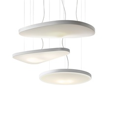 Petale d71c odile decq suspension pendant light  luceplan 1d710c000002  design signed 56165 thumb