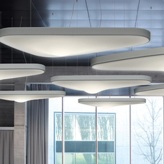 Petale d71p odile decq suspension pendant light  luceplan 1d710p000002  design signed 56145 thumb