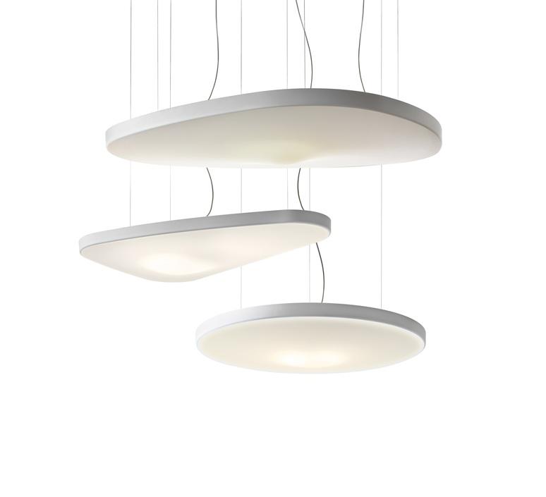 Petale d71p1 odile decq suspension pendant light  luceplan 1d710p100002  design signed 56164 product