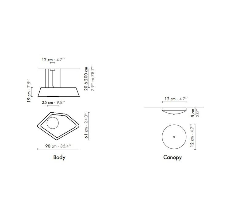 Petit nenuphar kristian gavoille designheure s90ngo luminaire lighting design signed 58728 product