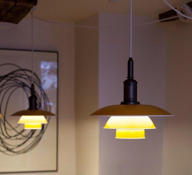 Ph 3 3 poul henningsen suspension pendant light  louis poulsen 5741094817  design signed nedgis 82299 product