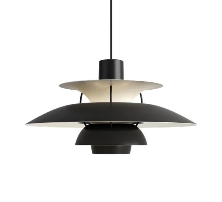 Ph 5 poul henningsen suspension pendant light  louis poulsen 5741104626  design signed nedgis 117322 product