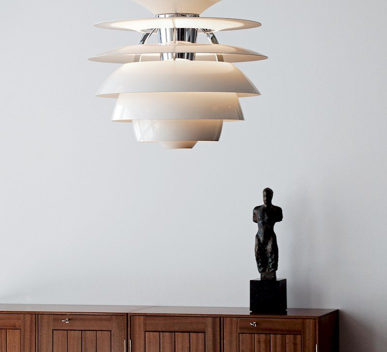 Ph snowball x000d   suspension pendant light  louis poulsen 5741081888  design signed 58437 product