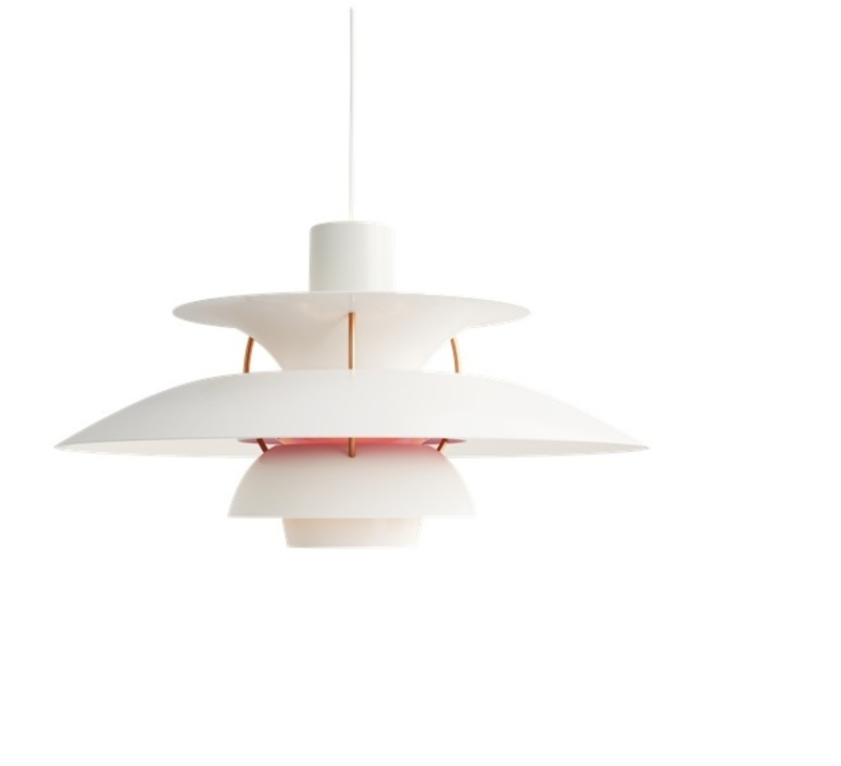 Ph5  poul henningsen suspension pendant light  louis poulsen 5741099870  design signed 88663 product