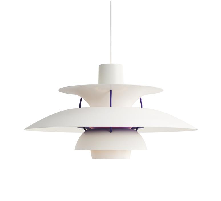 Ph5  poul henningsen suspension pendant light  louis poulsen 5741099870  design signed 48939 product