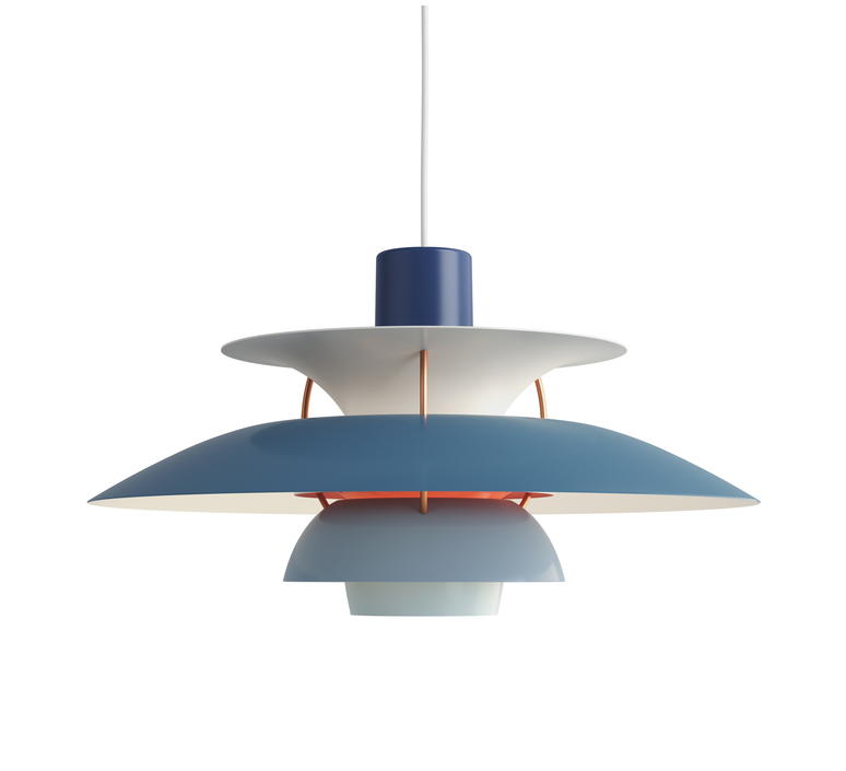 Ph5  poul henningsen suspension pendant light  louis poulsen 5741099841  design signed 48942 product