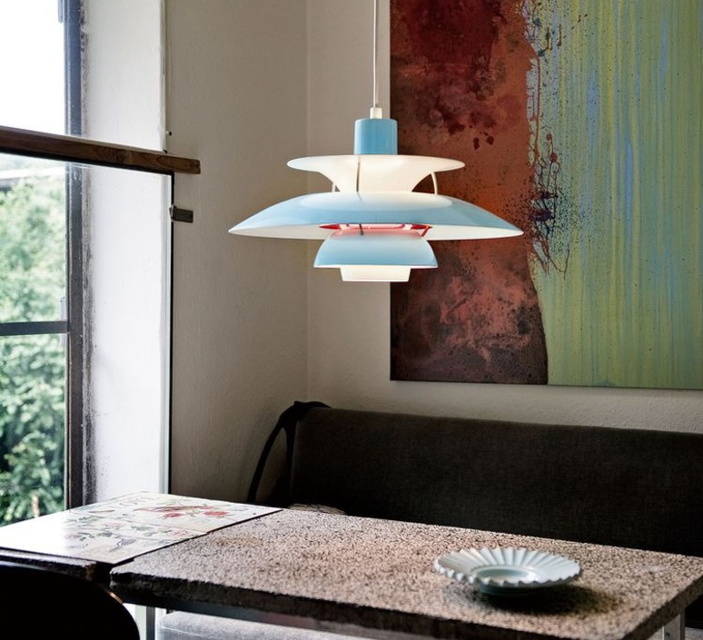 Ph5  poul henningsen suspension pendant light  louis poulsen 5741099841  design signed 57937 product