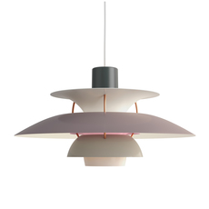 Ph5 poul henningsen suspension pendant light  louis poulsen 5741099809  design signed 48944 thumb