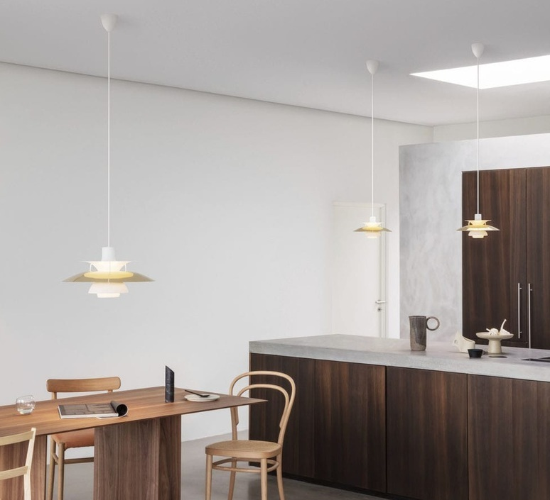 Ph5 x000d   suspension pendant light  louis poulsen 5741099854  design signed 86083 product