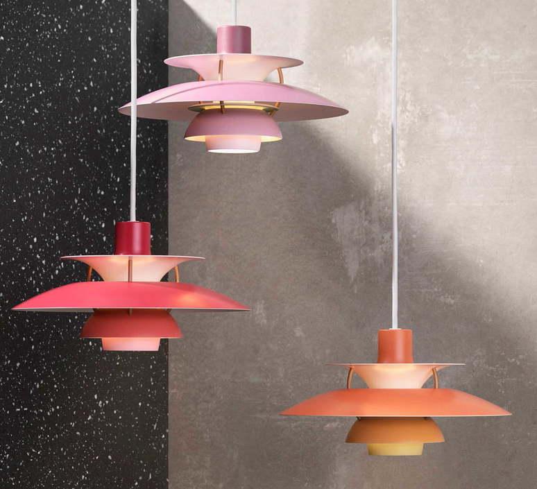 Ph5 poul henningsen suspension pendant light  louis poulsen 5741099825  design signed 48957 product