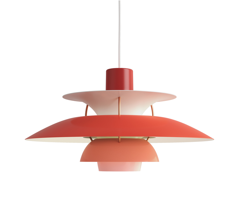 Ph5 poul henningsen suspension pendant light  louis poulsen 5741099825  design signed 48959 product
