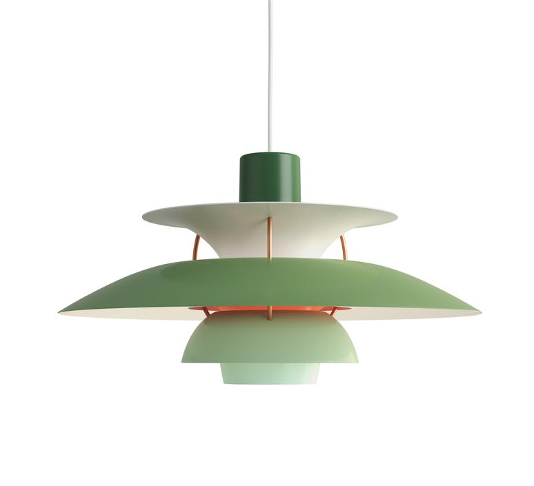 Ph5  poul henningsen suspension pendant light  louis poulsen 5741099838  design signed 48963 product