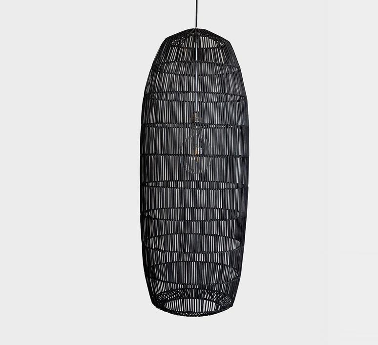 Pickle black large  suspension pendant light  ay illuminate 420 100 10 p  design signed nedgis 66489 product