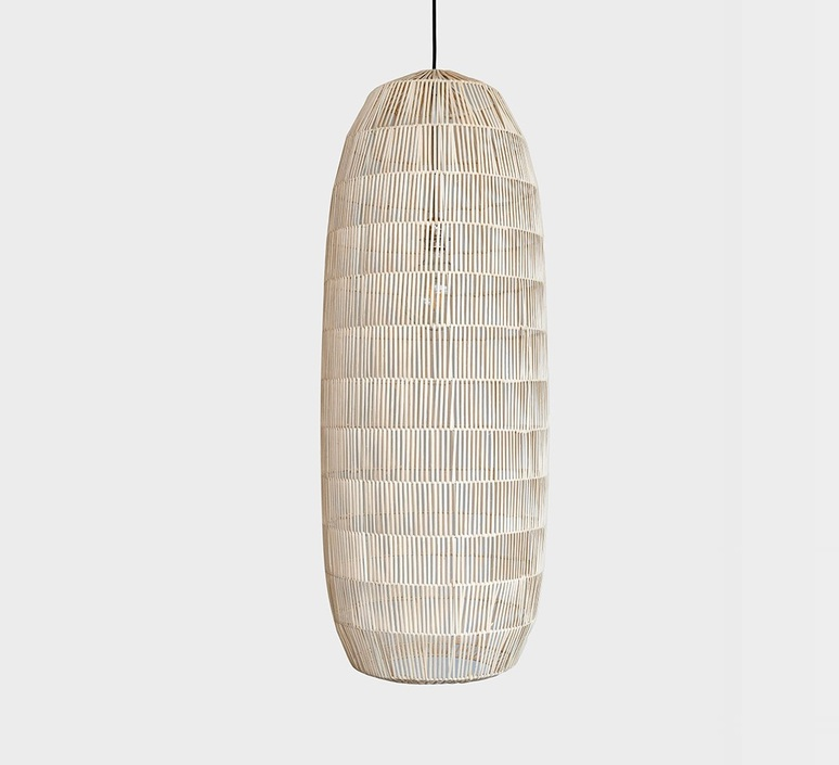 Pickle natural large  suspension pendant light  ay illuminate 420 101 10 p  design signed nedgis 66491 product