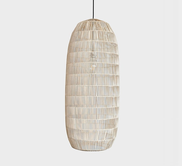 Pickle natural medium  suspension pendant light  ay illuminate 420 101 05 p  design signed nedgis 66492 product