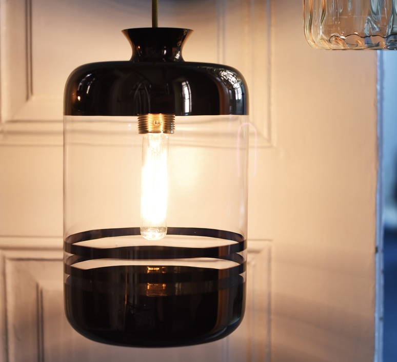 Pillar verre souffle susanne nielsen ebbandflow la101319 luminaire lighting design signed 21141 product
