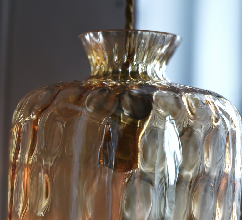Pillar verre souffle susanne nielsen ebbandflow la101313  luminaire lighting design signed 21136 product