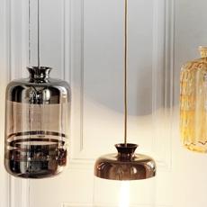Pillar verre souffle susanne nielsen ebbandflow la101317 luminaire lighting design signed 21144 thumb