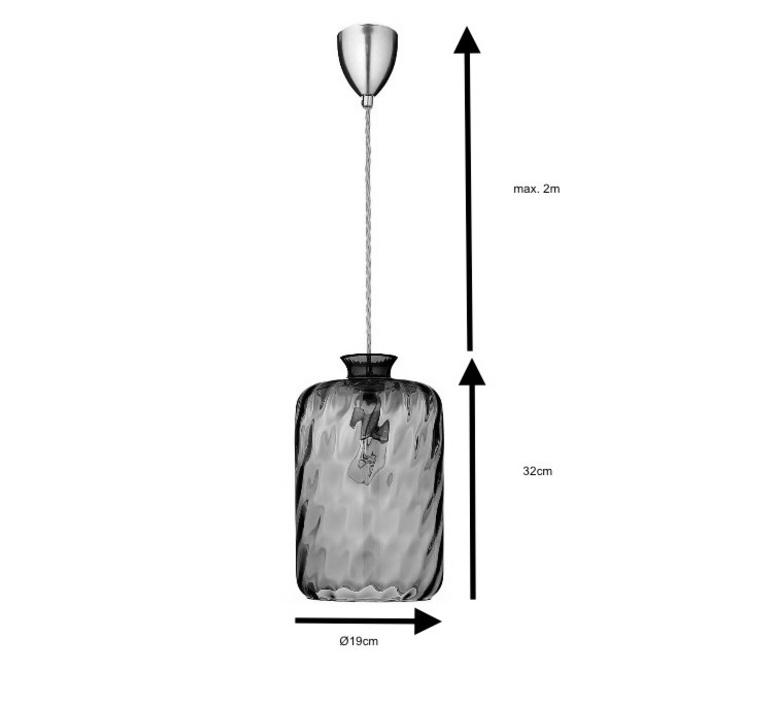 Pillar verre souffle susanne nielsen ebbandflow la101317 luminaire lighting design signed 21146 product