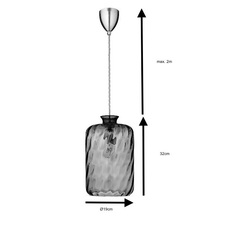 Pillar verre souffle susanne nielsen ebbandflow la101317 luminaire lighting design signed 21146 thumb