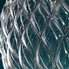 Pinecone paola navone suspension pendant light  fontana arte 4363tr chrome transparent  design signed nedgis 65718 thumb