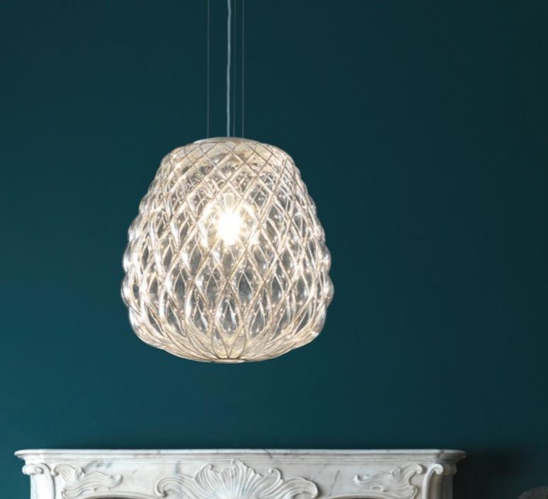 Pinecone paola nanove fontanaarte 4339ti luminaire lighting design signed 24592 product
