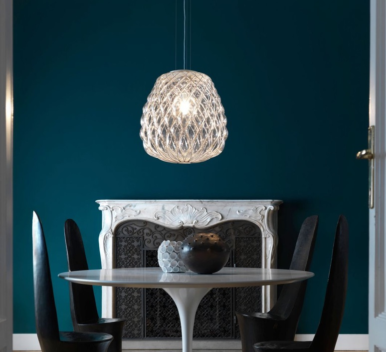 Pinecone paola nanove fontanaarte 4339ti luminaire lighting design signed 24603 product