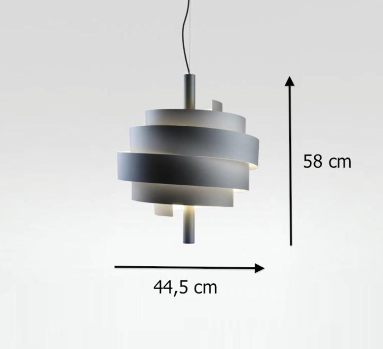 Piola christophe mathieu suspension pendant light  marset a682 004  design signed 35060 product