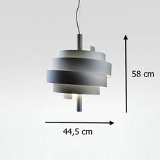 Piola christophe mathieu suspension pendant light  marset a682 004  design signed 35060 thumb